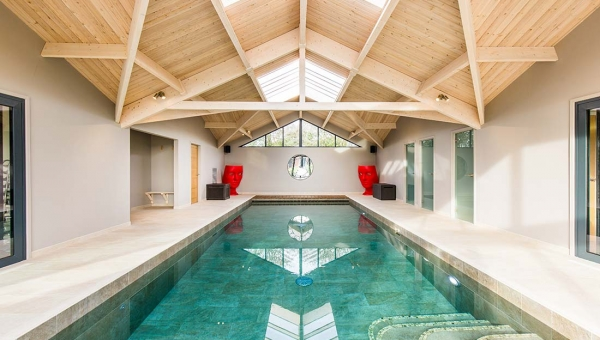 Questions to ask when planning an indoor pool